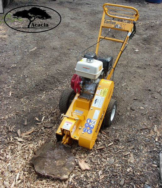 Carlton 900H Slim Stump Grinder Hire