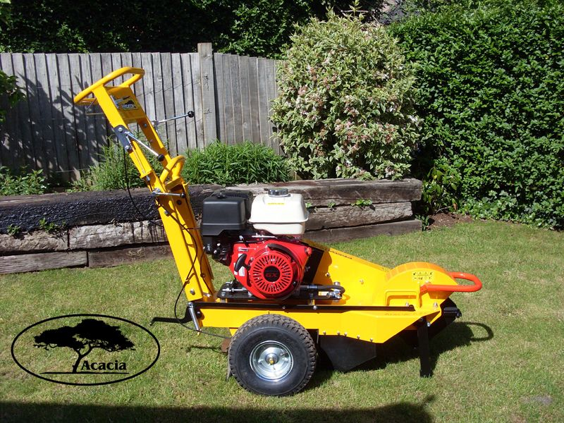 Predator 360 Stump Grinder Hire