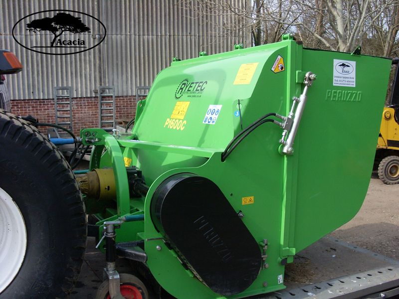 Ryetec PTO Flail Shredder Hire