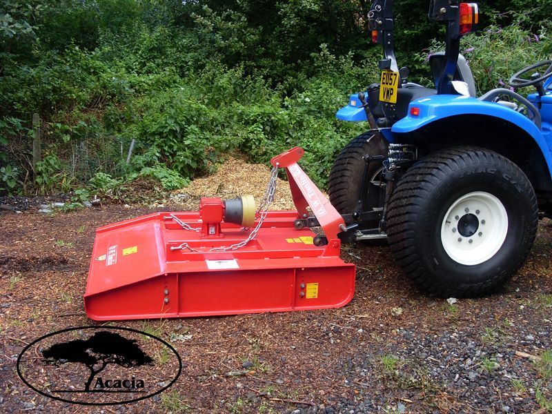 Tomlin Topper Rotary Mower Hire