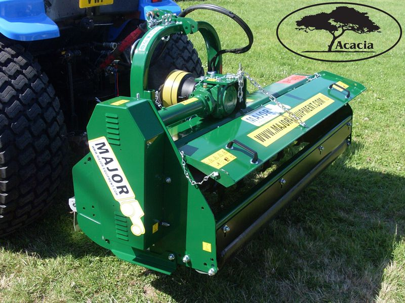 Major 1.8m Flail Shredder Mower Hire