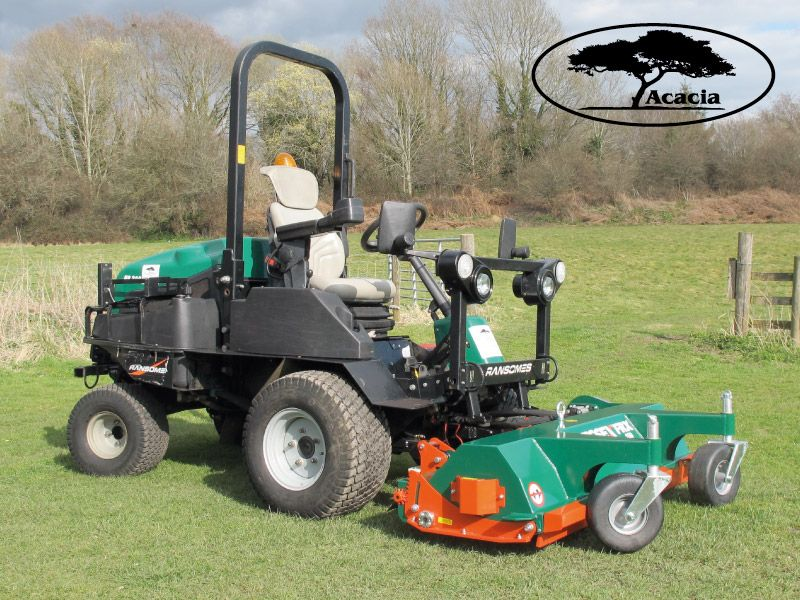 Ransomes Out Front Flail Mower Hire