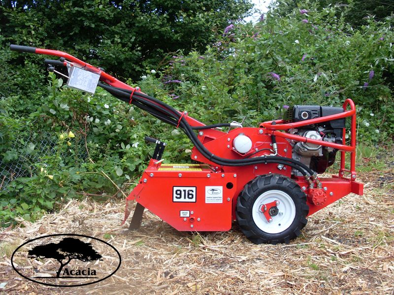 Barreto 9hp Rotovator Hire