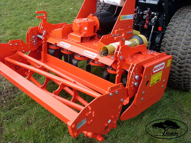 Maschio Power Harrow Hire