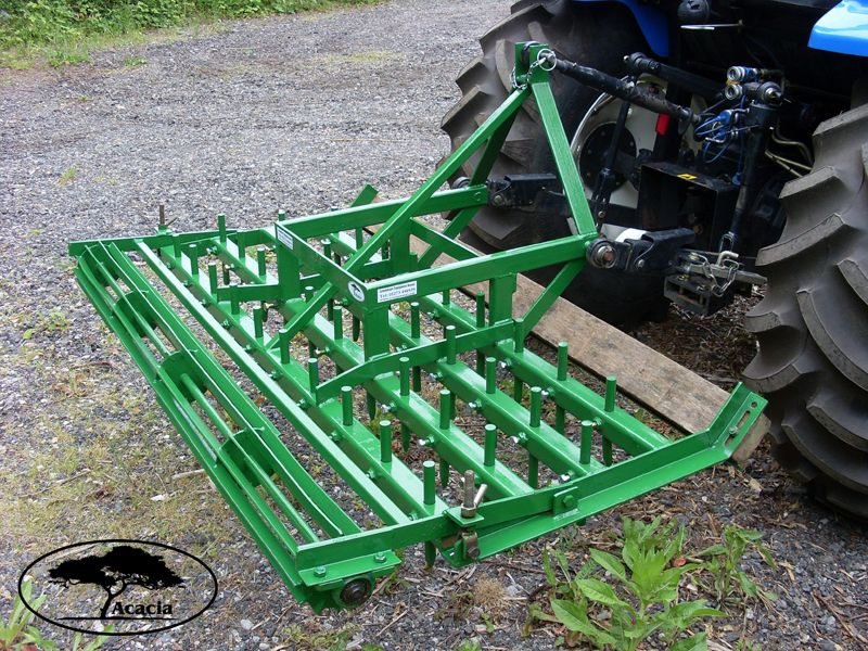 Wessex Seedbed Levelling Harrow Hire