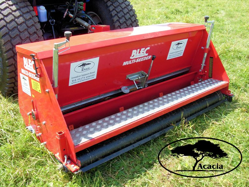 Blec Multiseeder / Turf Maker Hire
