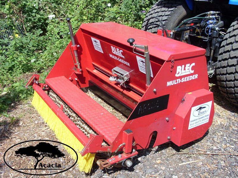 Blec Multi Seeder Hire