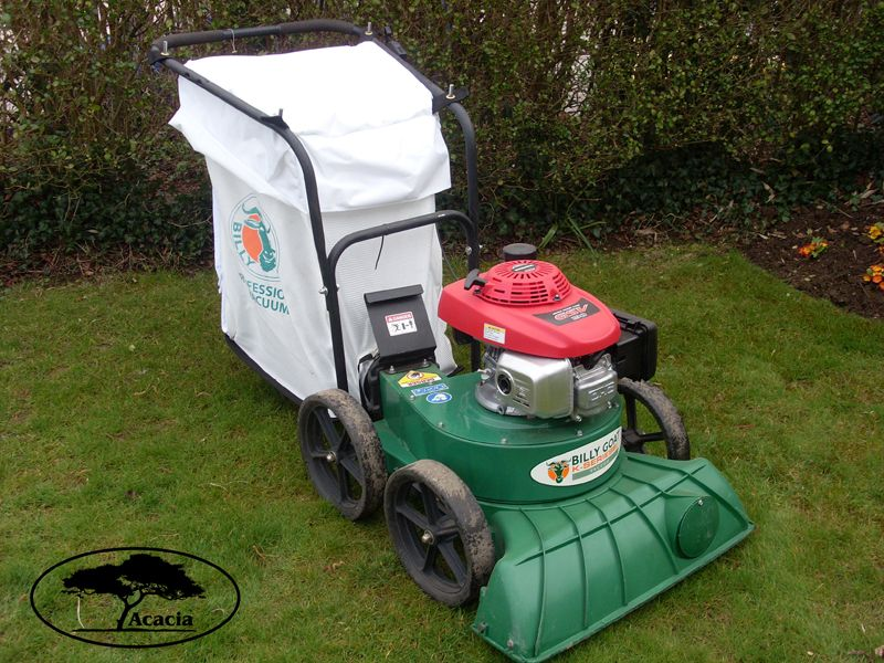 Billy Goat Vacuum Leaf Collector Hire