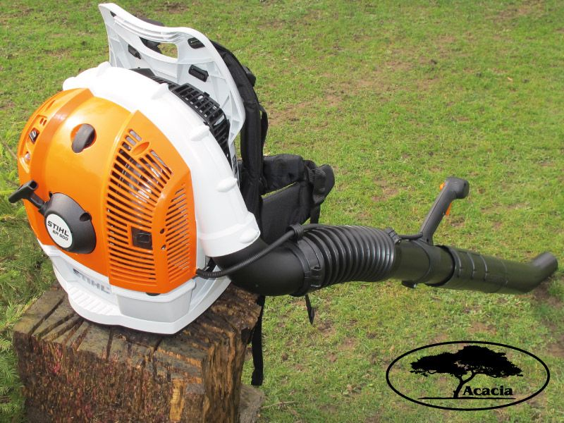 Stihl Backpack Leaf Blower Hire