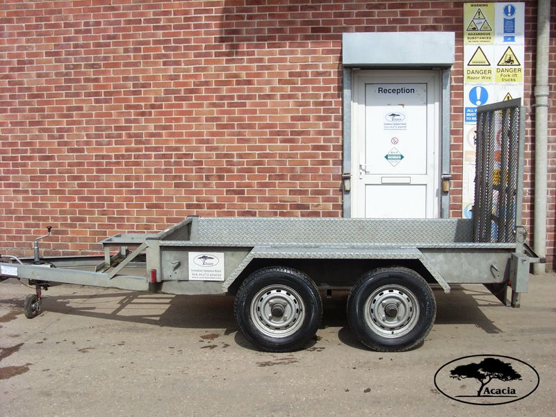 Indespension AD2000 8' Trailer Hire